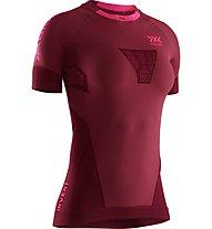 X-Bionic Regulator Run Speed - Laufshirt - Damen, Red