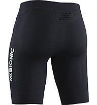 X-Bionic Regulator Run Speed - pantaloncini running - donna, Black/White