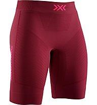 X-Bionic Regulator Run Speed Shorts - Laufhosen kurz - Damen, Red