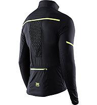 X-Bionic Running Man Jacket - Laufjacke - Herren, Black