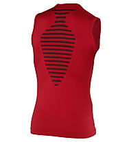 X-Bionic Speed Singlet - Runningtop - Herren, Red/Black