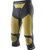 X-Bionic Ski Touring Evo Man - Unterhose lang - Herren, Black/Yellow