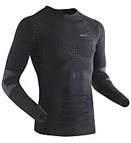 X-Bionic Ski Touring Shirt L/S, Black/Anthracite