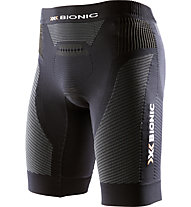 X-Bionic Speed EVO - kurze Laufhose - Herren, Black/Grey