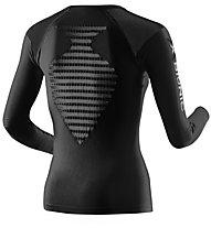 X-Bionic Speed - Laufshirt Langarm - Damen, Black/Grey
