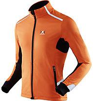 X-Bionic Spherewind Light - Laufjacke - Herren, Orange/Black