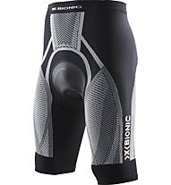 X-Bionic The Trick Biking Pants Short Man, Black