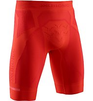 X-Bionic The Trick G2 Run Shorts - pantaloncini running - uomo, Red