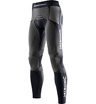 X-Bionic The Trick OW Pants - Laufhose - Herren, Black/Grey