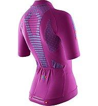 X-Bionic Biking Lady Twyce OW Shirt, Violet/Turquoise