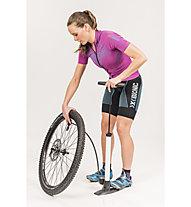 X-Bionic Twyce Bike Shirt Short - Radtrikot - Damen, Violet