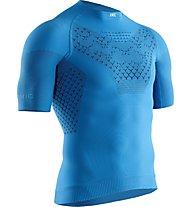 X-Bionic Twyce G2 Run Shirt - Runningshirt - Herren, Blue