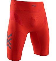 X-Bionic Twyce G2 Run Shorts - pantaloncini running - uomo, Orange