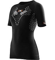 X-Bionic Twyce - Laufshirt - Damen, Black/White