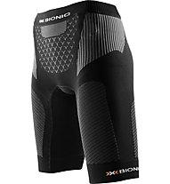 X-Bionic Twyce - Kurze Laufhose - Damen, Black/Grey