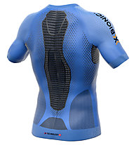 X-Bionic Twyce Running Shirt - Herrenlaufshirt, Blue/Black