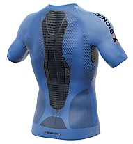 X-Bionic Twyce T-shirt running, Blue/Black