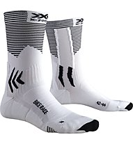 X-Socks Bike Race - calzini corti bici, White