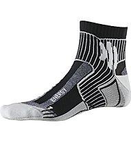 X-Socks Marathon Energy - Laufsocken, Black/Grey