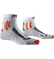X-Socks Marathon Energy - Laufsocken, White/Grey