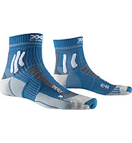 X-Socks Marathon Energy - Laufsocken, Blue/White