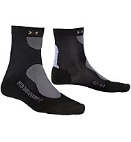 X-Socks Mountain Biking Discovery MTB-Radsocken, Black