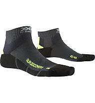X-Socks Run Discovery - Laufsocken - Herren, Black