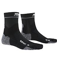 X-Socks Run Fast - calzini running, Black
