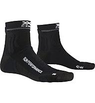 X-Socks Run Performance - calzini running, Black