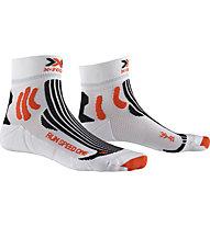 X-Socks Run Speed One - Laufsocken - Herren, White