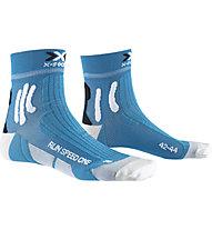 X-Socks Run Speed One - Laufsocken - Herren, Blue