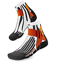 X-Socks Run Speed Two - Laufsocken, White/Black