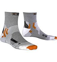 X-Socks Running Short Socks, Grey