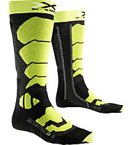 X-Socks Ski Control 2.0 Skisocken, Green/Grey