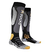 X-Socks Ski Touring Silver, Black/Anthracite