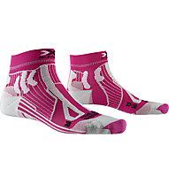 X-Socks Trail Run Energy - Trailrunningsocken - Damen, Pink/Grey