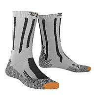 X-Socks Trekking Evolution calzini lunghi trekking, Grey/Anthracite