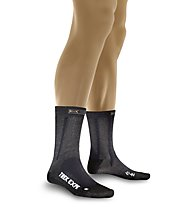 X-Socks Trekking Expedition - calzini lunghi trekking - uomo, Grey