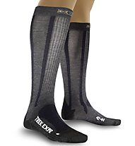 X-Socks Trekking Expedition - Wandersocke lang, Anthracite