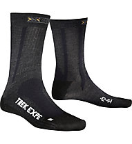 X-Socks Trekking Expedition - calzini lunghi trekking - uomo, Black