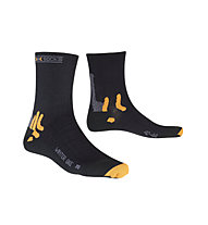 X-Socks Winter Biking, Black/Orange