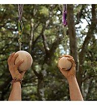 yy vertical Climbing Balls 12cm, Brown