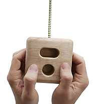 yy vertical Cube - Klettertrainingszubehör, Brown