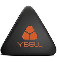 YBell YBell - kettlebell, Black/Orange