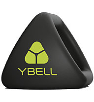 YBell YBell - kettlebell, Black/Yellow