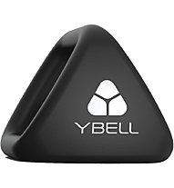 YBell YBell - kettlebell, Black/White