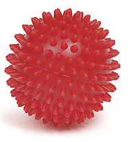 Yogistar Spiky - Massage Ball, Red