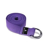 Yogistar Yogibelt D - Accessorio Yoga e Pilates, Violett