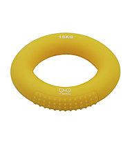 yy vertical Climbing Ring - accessorio per allenamento arrampicata, Yellow