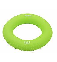 yy vertical Climbing Ring - accessorio per allenamento arrampicata, Green